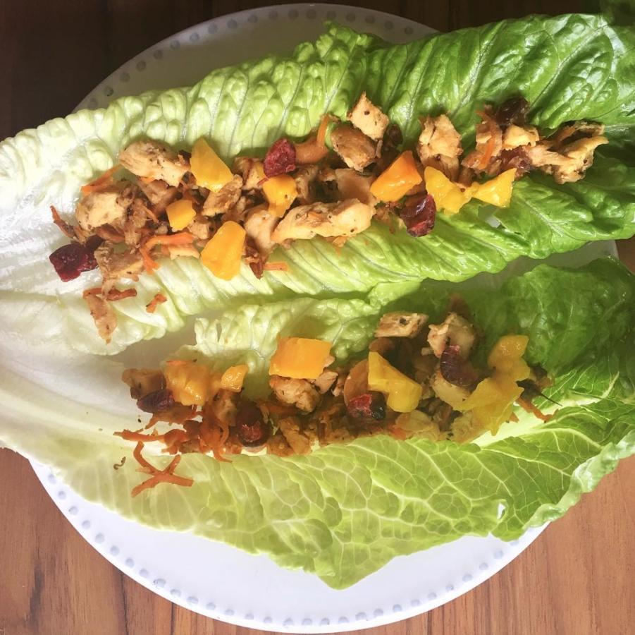 Tacos de Lechuga